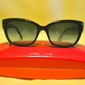 Kate Spade Johanna Rectangle Sunglasses NWT